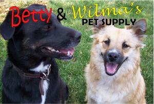 Betty & Wilma's Pet Supply